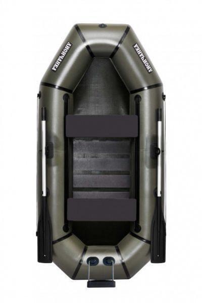 Гребний надувна двомісна човен з Пвх Л240ТСП