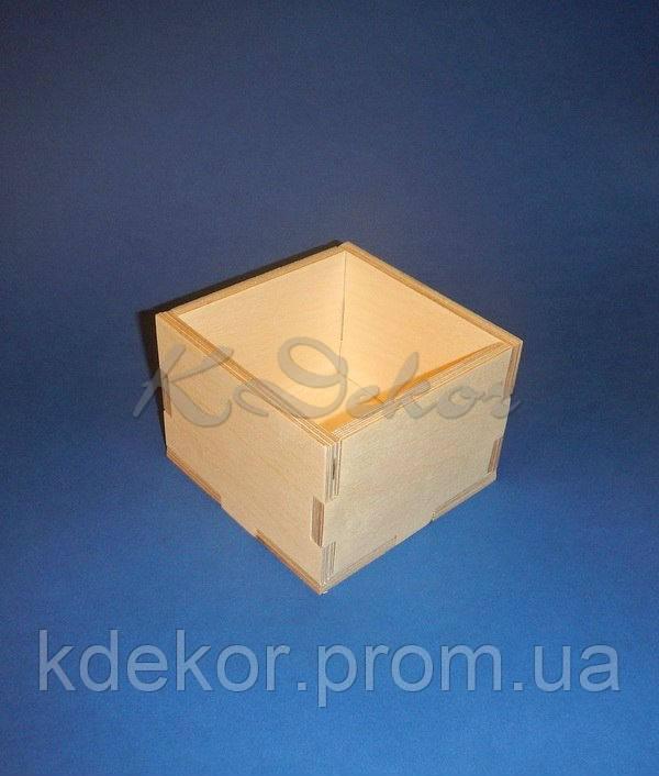 Короб (Коробочка. Карандашница) заготовка  для декупажа и декора