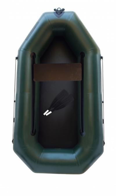 Надувная гребная одноместная лодка из пвх F190P