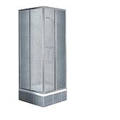 Душевая кабина Aquaform Variabel, 80 см, Квадратная, Полистирол Хром, 800х900х1800, 101-26910P