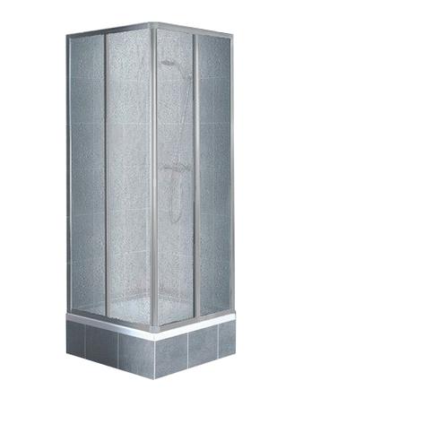 Душевая кабина Aquaform Variabel, 80 см, Квадратная, Полистирол Хром, 800х900х1800, 101-26910P, фото 2
