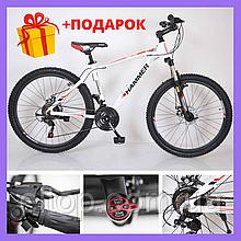 Спортивный горный велосипед 26 дюймов Алюминиевая рама HAMMER Горный велосипед 26
