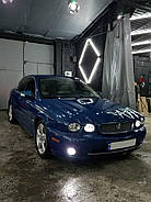 Установка линз на Jaguar X-type 2007 г.в.
