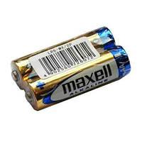 Батарейка AA Maxell Alkaline LR6 в плівці 1шт (2шт в уп.)
