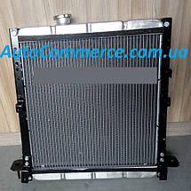 Радиатор охлаждения JAC 1045 (Джак 1045) 1301010D800, фото 3