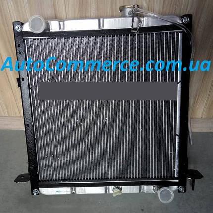 Радиатор охлаждения JAC 1045 (Джак 1045) 1301010D800, фото 2