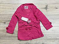 Джинсовая куртка для девочек. 10  лет.