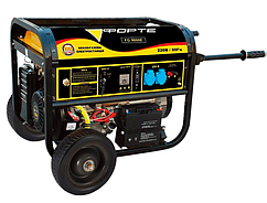 Бензиновий генератор Forte FG9000E