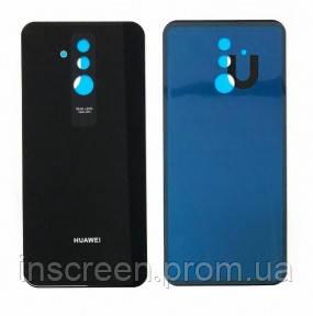Задня кришка Huawei Mate 20 Lite SNE-LX1 чорна, Оригінал Китай