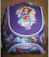 Маленький детский рюкзак Принцесса София. Рюкзак в садик. Рюкзак для девочки.