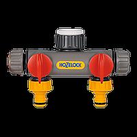 Розподілювач потоків HoZelock 2252 двухпутевой