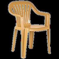 Кресло Papatya Тропик тик