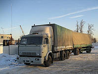 Автопоезда для перевозки грузов по  Одесской области