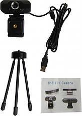Веб-камера Dynamode W8-Full HD 1080P (48498), фото 3