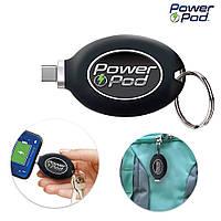 Брелок зарядное устройство повербанкPower bank Power Pod внешний аккумулятор Type-C