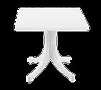 Стіл квадратний Papatya Фавори 80x80 білий