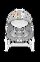 Дитяче крісло-качалка Lionelo HENK GREY SCANDI, фото 4