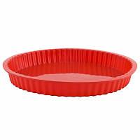 Силіконова форма для випічки кругла NRS5BAK