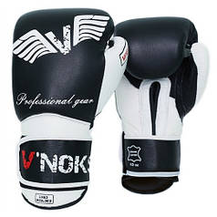 Боксерські рукавички V'Noks Aria White 14 ун.