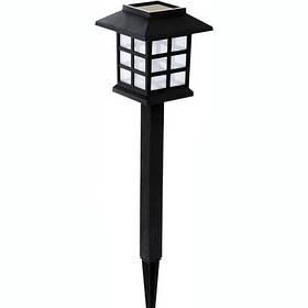 Светильник садово-парковый на солнечной батарее Lemanso Cab121