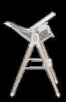 Стільчик для годування 2 в 1 Lionelo MAYA WHITE, фото 4
