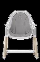 Стільчик для годування 2 в 1 Lionelo MAYA WHITE, фото 5