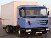 Услуги перевозок цельнометами по Одесской области