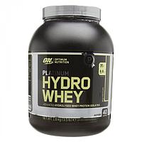 Протеин Optimum Nutrition Platinum Hydrowhey 1590 г клубника (748927026405)