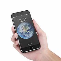 Стекло 5D Mate Glass (матовое) iPhone 7/8/SE 2020 Черное