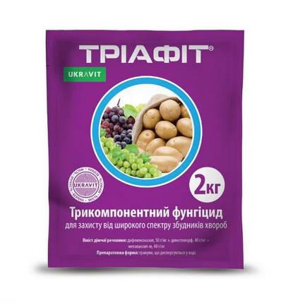 Фунгицид Триафит Укравит - 2 кг, фото 2