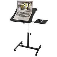 """Регульований стіл для ноутбука і планшета з діагоналлю 7-17"""" Tatkraft Vanessa 13582"""