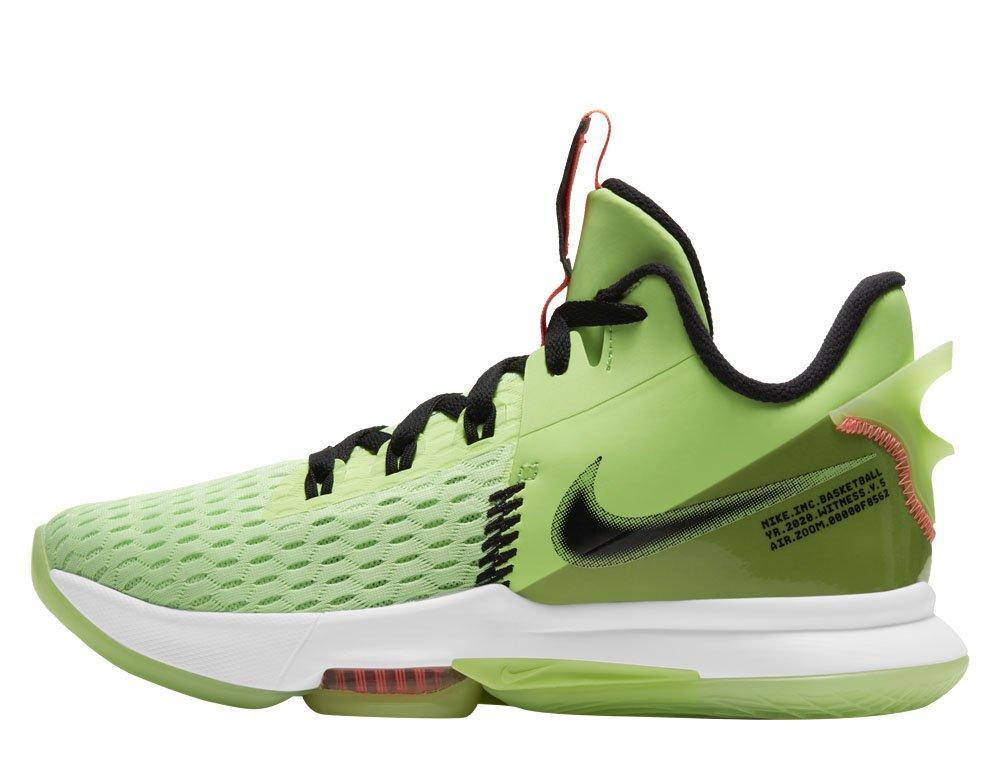 """Мужские кроссовки Nike LeBron Witness V """"Volt"""" CQ9380-300"""