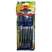 Ручка шариковая 388 Cello Finegrip с гриппом синяя / 5 /