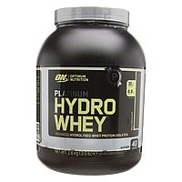 Протеин Optimum Nutrition Platinum Hydrowhey 1590 г ваниль (748927026399)