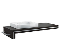 Шкафчик под умывальник Aquaform ANCONA 120 legno ciemne левая, 0401-221601