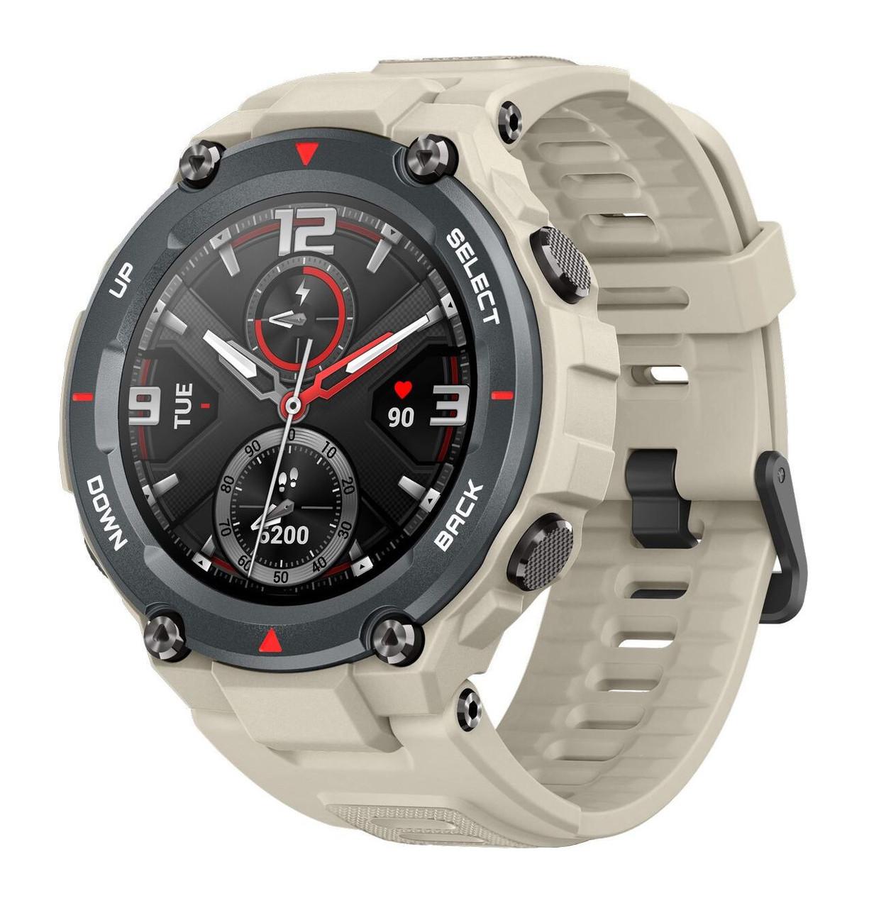 Смарт-часы Amazfit T-Rex Хаки (601686)