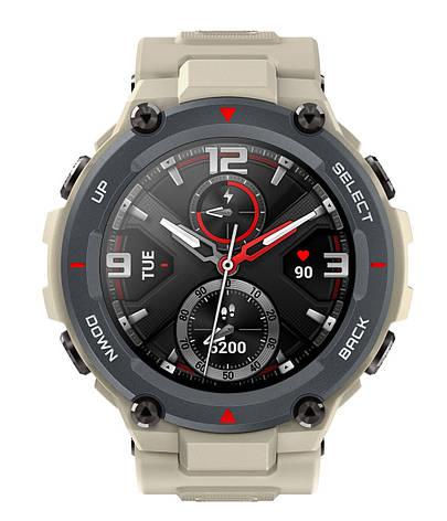 Смарт-часы Amazfit T-Rex Хаки (601686), фото 2