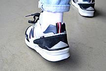 Кросівки Нью Беланс 574 Grey підошва з піни знизу зносостійка гума Репліка, фото 3