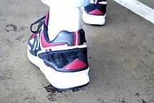 Чоловічі кросівки New Balance 574 Burghundy ( Репліка ), фото 3