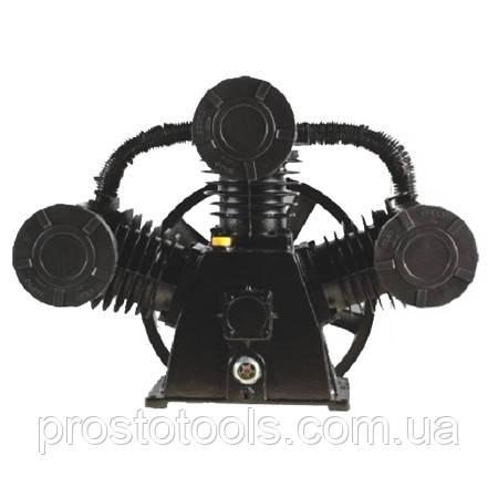 Компрессорная головка  3-х цилиндровая W-образная 990 л/мин Profline 3090DLZ