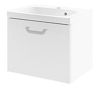 Шкафчик под умывальник Aquaform PALERMO 52 белый, 0401-580111