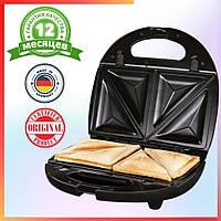 Мультипекарь SilverCrest 3в1 (Германия) бутербродница, вафельница, гриль, электрогриль SSMW 750