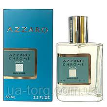 AZZARO Chrome Aqua TESTER LUX, чоловічий, 60 мл