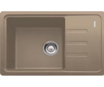 Мойка керамогранитная FRANKE BSG 611-62 капучино 114 0367 764,  620x435
