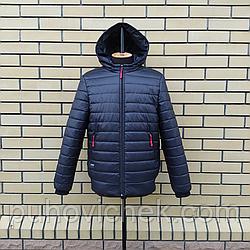 Чоловіча куртка демісезонна під гумку розміри 50-56