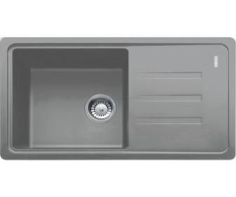 Мойка керамогранитная FRANKE BSG 611-62 серый камень 114 0367 747,  620x435, фото 2