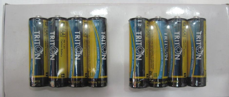 Батарейки TRITON R6, АА
