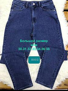 Стрейч-джинсы момы больших размеров Zeo Basic 8002 (30-38)