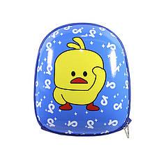 Дитячий рюкзак Duckling A6009 Blue з твердим корпусом