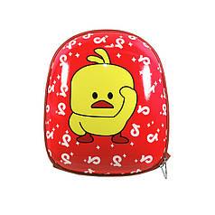Дитячий рюкзак Duckling A6009 Red з твердим корпусом